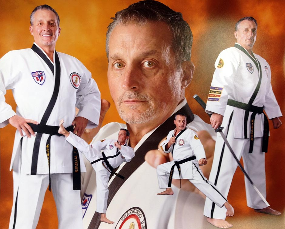 Mr. Allemier - Chief Instructor / Owner, 5th Degree Black Belt