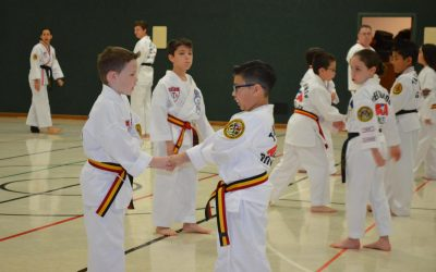 Leadership & Black Belt Extravaganza – March 2017
